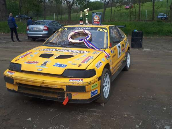 MMČR Rallycross Sedlčany