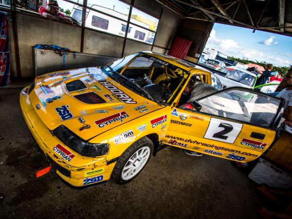 Rallycross Fuglau v Rakousku