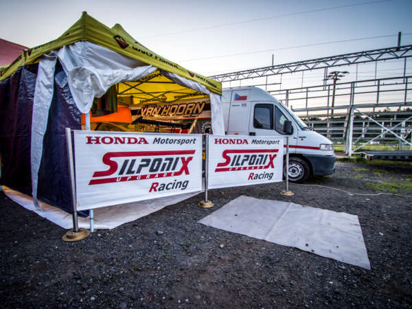 Rallycross Sosnová