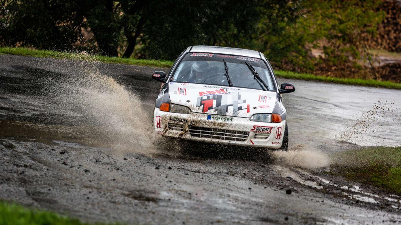 1. Rallye Kroměříž