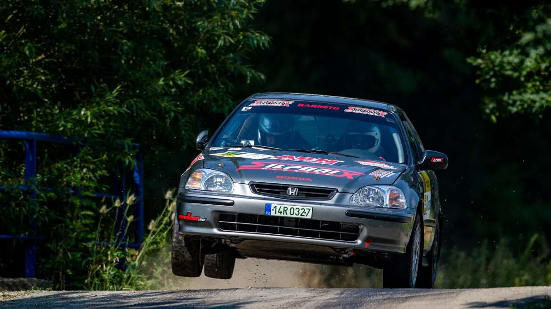 Silponix Racing – Kowax Valmez Rally 2020